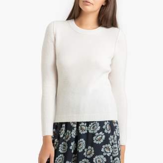 Hartford Matrice Fine Knit Jumper in Wool Mix