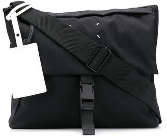 Maison Margiela 4-Stitches Flap Messenger Bag