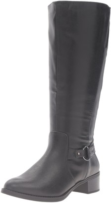 Easy Street Shoes Women's Grande Plus Harness Boot