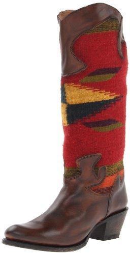 Stetson Women's Aztec Round Toe Boot