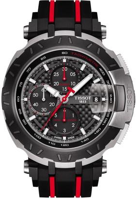 Tissot Men's T-Race Moto GP 2016 Automatic Chronograph Watch, 47.25mm