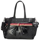 Babymel Cara Tote Diaper Bag - Black Gloss