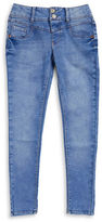Imperial Star Girls 7-16 Double-Button Jeggings