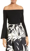 Milly Women's Selena Off The Shoulder Top