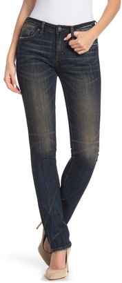 Rock Revival Cuffed Straight Leg Jeans