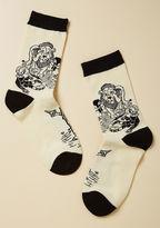ModCloth Oz and Effect Socks