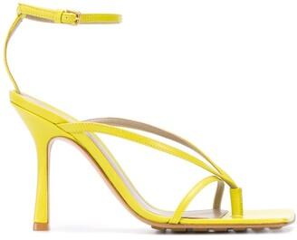 Bottega Veneta Stretch 90mm ankle-strap sandals