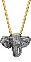 Nach Elephant Necklace