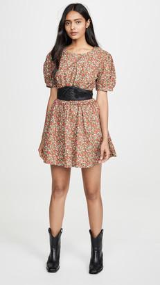 Free People Pennie Mini Dress
