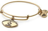 Alex and Ani New Orleans Saints Football Charm Bangle