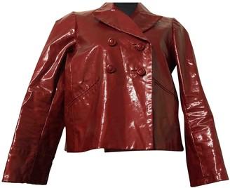 Tara Jarmon Red Jacket for Women