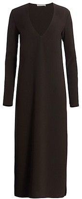 The Row Averlyn Midi Dress