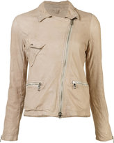 Giorgio Brato biker jacket - women - Leather - 40