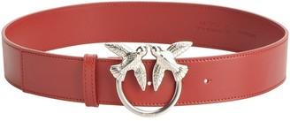 Pinko Love Birds buckled belt