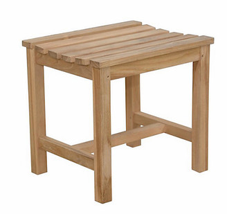 Braxton Bench - Natural - Anderson Teak