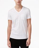 Armani Exchange Men's Dot-Print T-Shirt