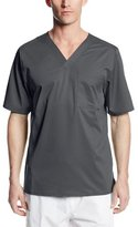 Cherokee Scrubs Men's Big-Tall Luxe V-Neck Top