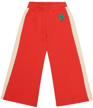 Mini Rodini Sailor cotton trackpants