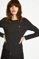 Jack Wills Derry Long Sleeve Stripe T-Shirt