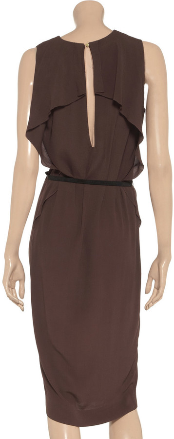 By Malene Birger Crepe dress