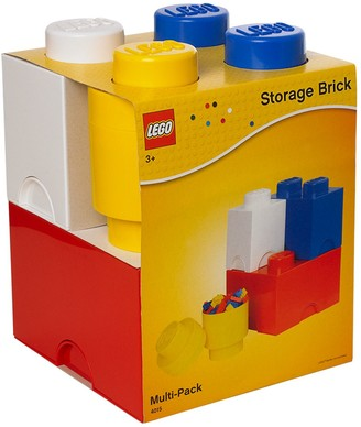 Lego 4-pc. Storage Brick Multi-Pack