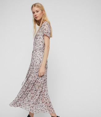 AllSaints Alix Freefall Dress
