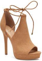 Apt. 9 Women's Lace-Up Platform High Heels