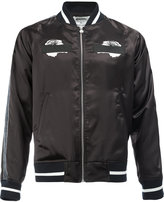Anrealage embroidery sheep ska-jumper jacket - men - Acetate/Cupro - 46