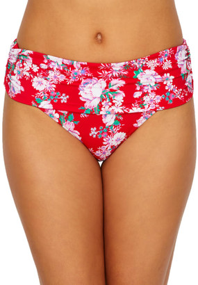 Pour Moi? Santa Monica Fold-Over Bikini Bottom