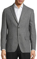 Dkny Soft Heathered Wool-Blend Sportcoat