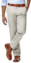 Haggar Big & Tall Performance Khakis - Flat Front, Straight Fit, Flex Waistband