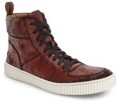 John Varvatos Men's 'Bedford' High Top Sneaker