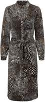 Vero Moda Sasha Abstract-Print Shirtdress