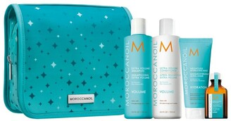 Moroccanoil Volume & Care Collection Gift Set