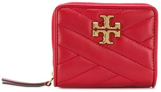 Tory Burch Kira chevron-quilted wallet