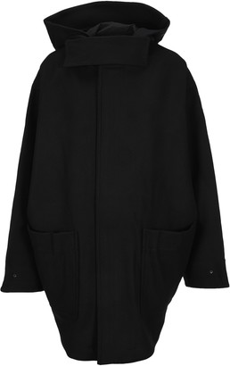 Y-3 CH3 Hooded Duffel Coat