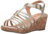 Nina Florence Wedge Sandal (Little Kid/Big Kid)