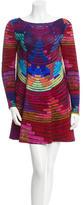 Mara Hoffman Radial Swing Printed Dress w/ Tags
