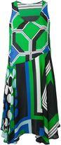P.A.R.O.S.H. Secolor dress - women - Silk - M