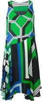 P.A.R.O.S.H. Secolor dress - women - Silk - S