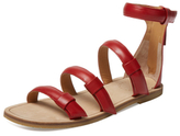 Marc by Marc Jacobs Seditionary Flat Leather Sandal