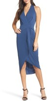Cooper St Women's Claudia Drape Midi Dress