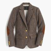 J.Crew Rhodes blazer in houndstooth wool