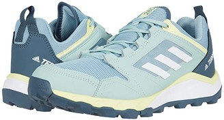 adidas Outdoor Terrex Agravic TR (Ash Grey/White/Yellow Tint) Women's Shoes