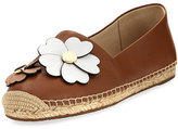 MICHAEL Michael Kors Kit Flower Slip-On Espadrille, Luggage