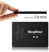 KingDian 240GB SSD 2.5 inch SATA II Internal Solid State Drive Speed Upgrade Kit for Desktop PCs and MacPro