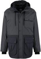 Dickies Hartford City Winter Coat Charcoal Grey