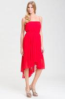 for Maggy Boutique Spaghetti Strap Asymmetrical Dress