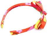 France Luxe Double Loop Bow Headband