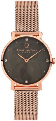 Christian Paul GGR3419 Reef Rose Gold